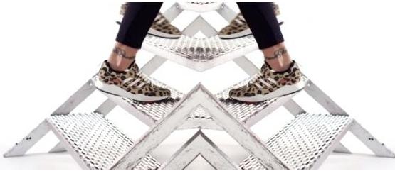 Adidas, une marque moderne en osmose avec son temps.