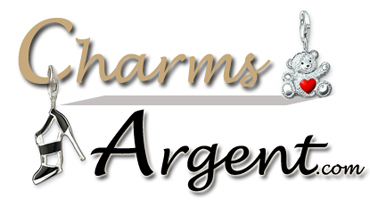 logo charms argent