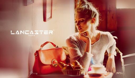 Lancaster, pour un look mode, frais et chic