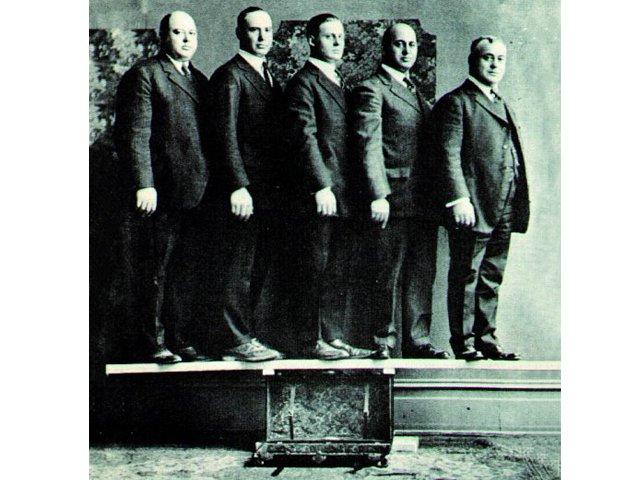 Les frères Schwayder
