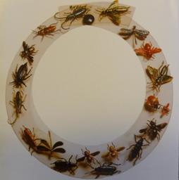 1938, Elsa Schiaparelli, Collier Insecte