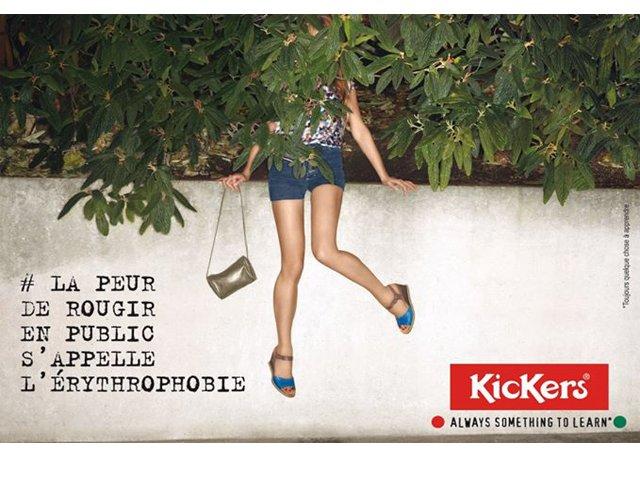 Kickers campagne de pub 2013 03