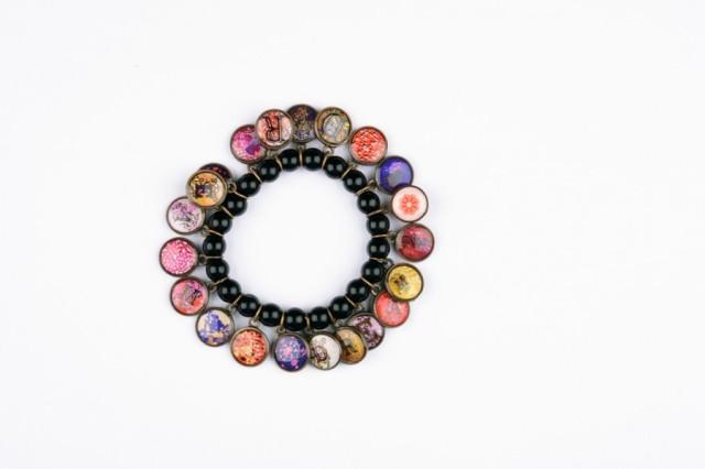 litchi bracelet