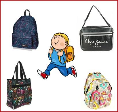un sac pour le collège/lycée