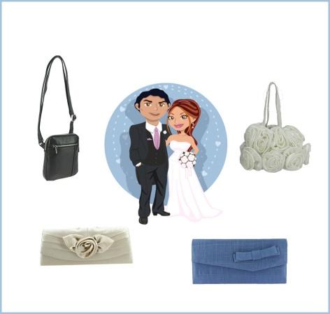 un sac mariage