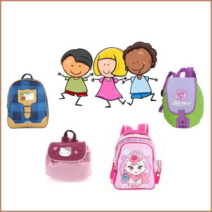 un sac pour la maternelle
