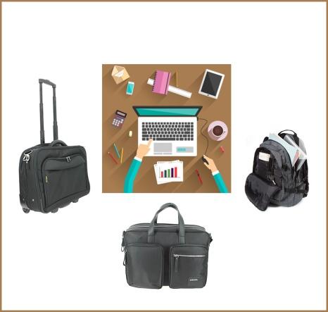 un sac pour ordinateur portable
