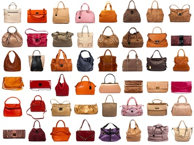 Female bags collection
